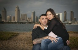 San Diego Engagement Photography AJE