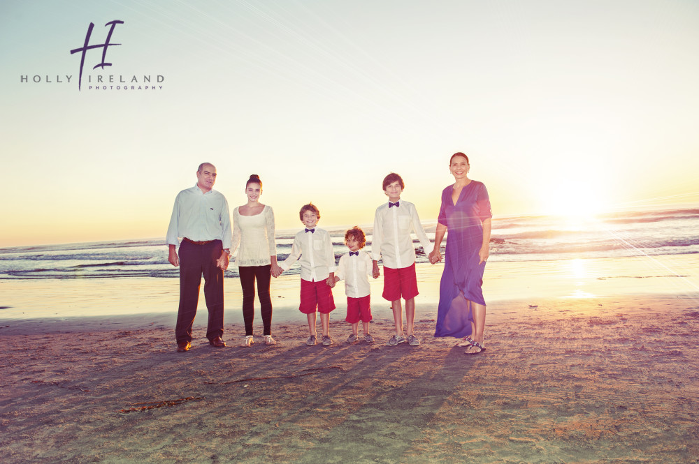 Mission Hills Ca >> Beach Photographer in San Diego photographs this family in ...