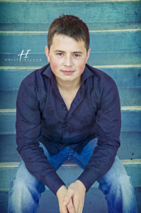 Awesome guy high school senior photography in Del Mar