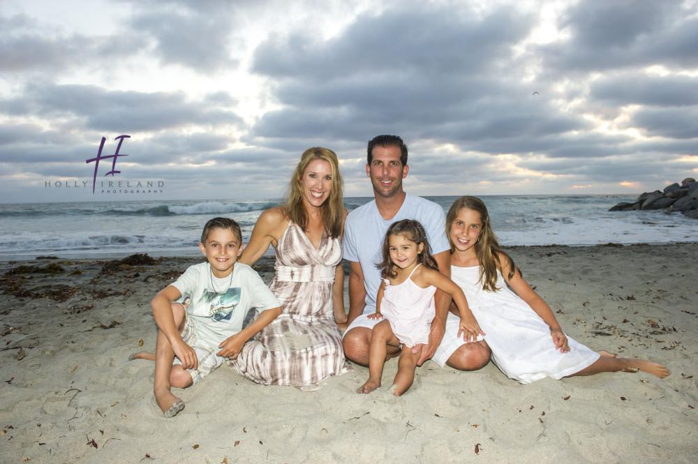 CarlsbadBeach family photograph - carlsbad beach wedding