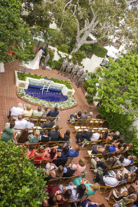 Darlington beach resort wedding