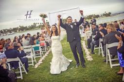 San Diego and Coronado Island Wedding Photos at the Hotel Del