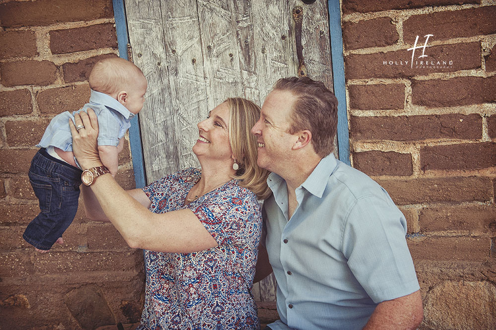 Leo Carrillo Ranch Family Portraits In Carlsbad