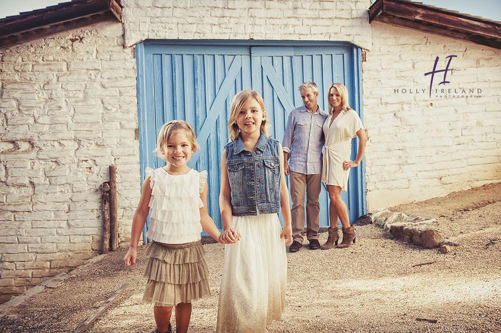 Leo carrillo ranch family photographer