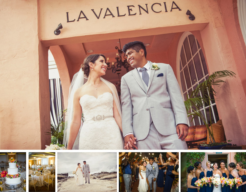 La Valencia wedding photography
