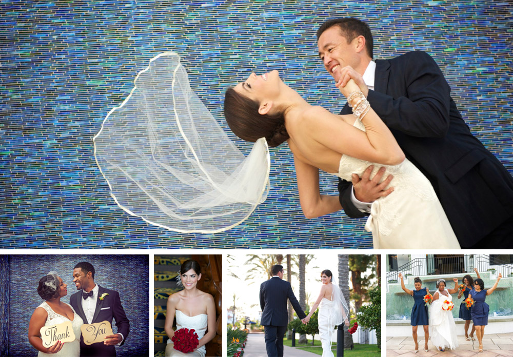 Omni La Costa wedding photography