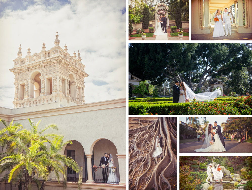 Prado wedding photography
