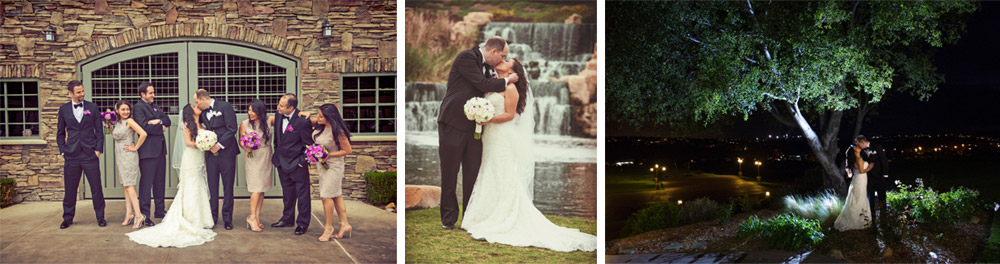 The Crossings Carlsbad wedding photography