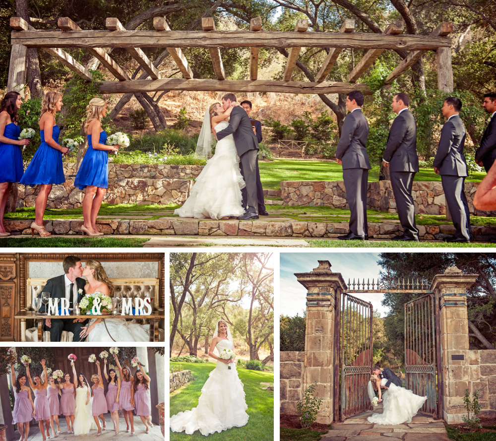 Vista Valley Country Club wedding photography