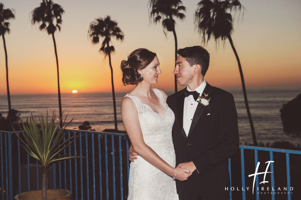 Jolla Cove Suites Wedding of Ali and Jen Photos by Holly Ireland