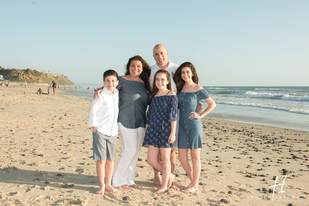 Carlsbad family beach photography - Ponto Beach