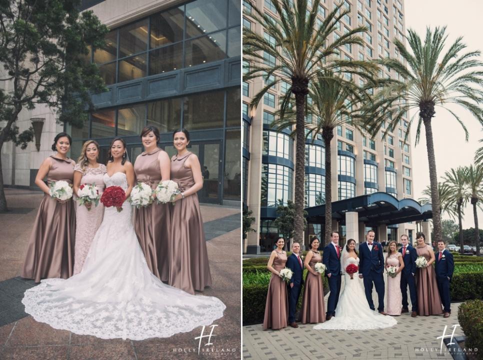 Manchester Grand Hyatt San Diego Wedding