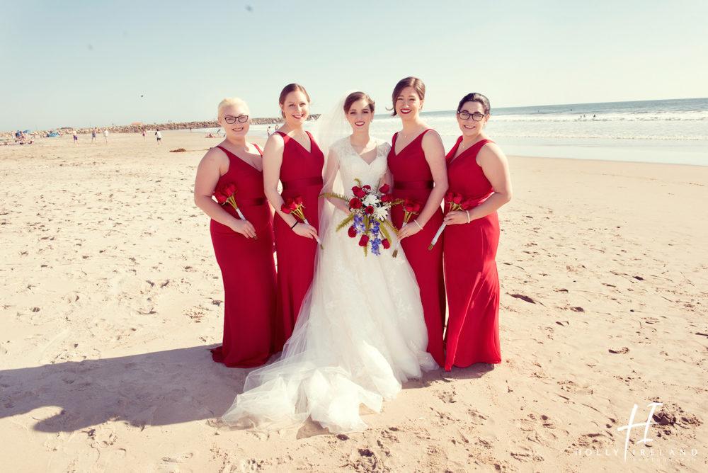 Ashley Amp Jakes San Diego Beach Wedding On Camp Pendleton