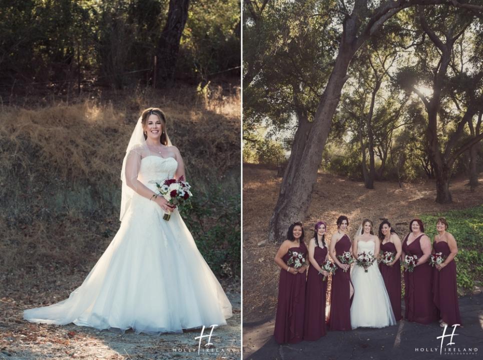 Circle Oak Ranch Wedding Photographers