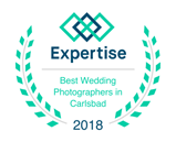 2018 Best Wedding Photographers in Carlsbad, CA