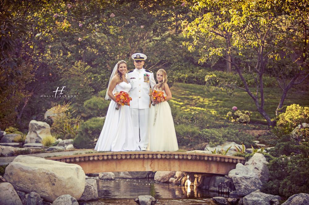 San Diego Japanese Friendship Garden Wedding