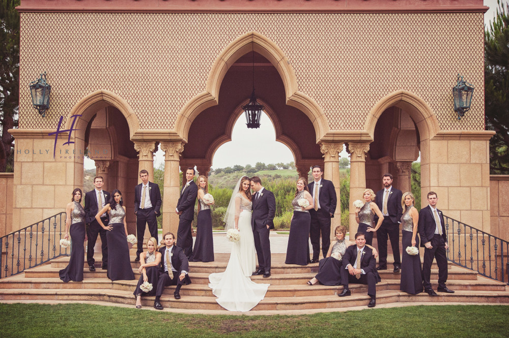 Grand Del Mar Wedding Photograpehrs Category Luxury And Elegant Photos Of The Bridal Party Best San Go Venues