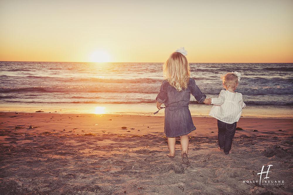 San Go Sunset Beach Photography